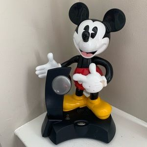 Mickey Mouse Animated Cordless Telephone
